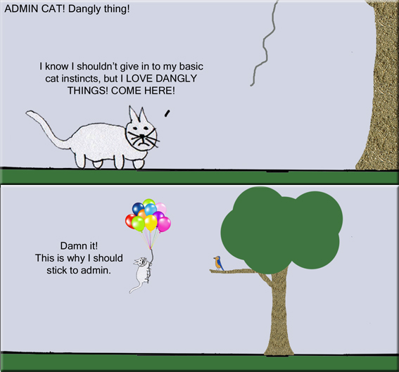 Admin Cat Dangly Thing copy
