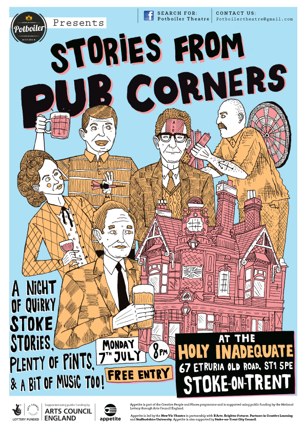pub corners